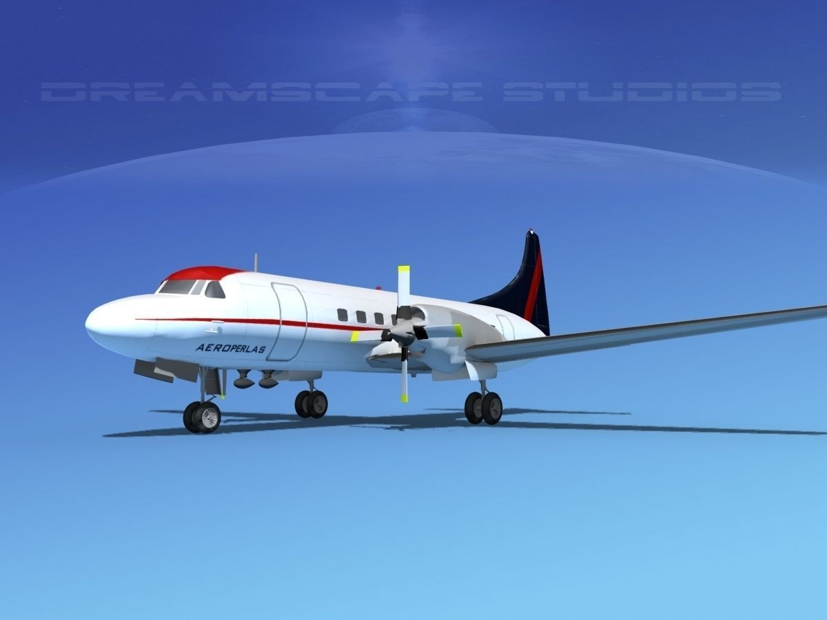 Convair CV-580 Aeroperlas