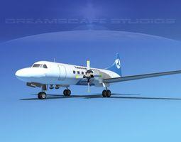 Convair CV-580 FAA 3D