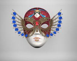 Golden Mask 3D