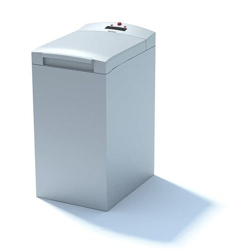 simple classic ice maker 3d model max