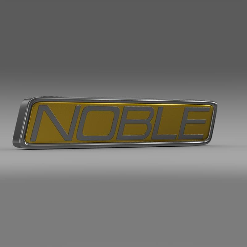 Noble Car Logo