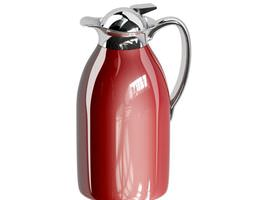 Red Kitchen Jug 3D model