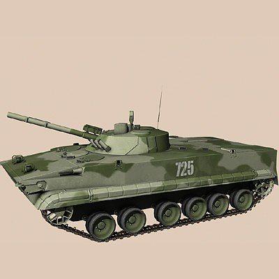 BMP3 Russian light infantry tank