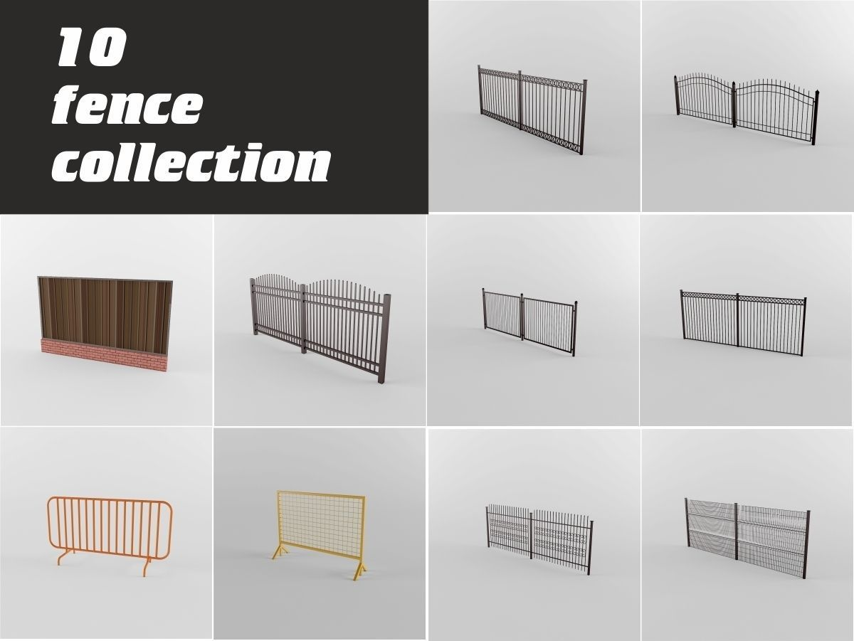 fence collection