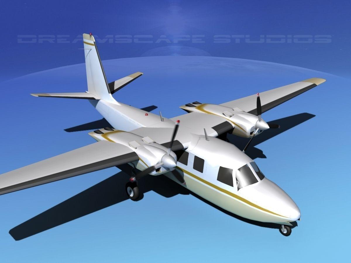 Rockwell Aero Commander 560 V05