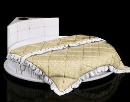 Reflex Cristal bed 3D