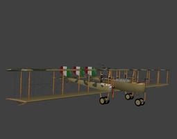 3D model Caproni Ca 3