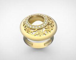 carrera y carrera ring 3d printable model