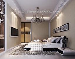3d model fashionable shopping mall design 14