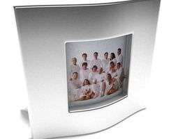 3D Frame Photo Family