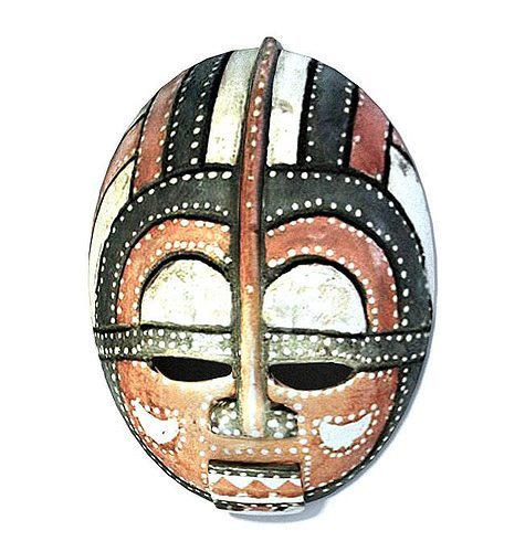 3d african mask decoration cgtrader for 3d model decoration