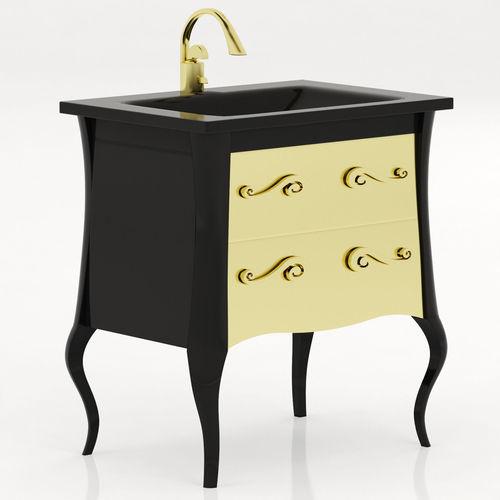 bathroom furniture 3 3d model max obj mtl 3ds fbx 1
