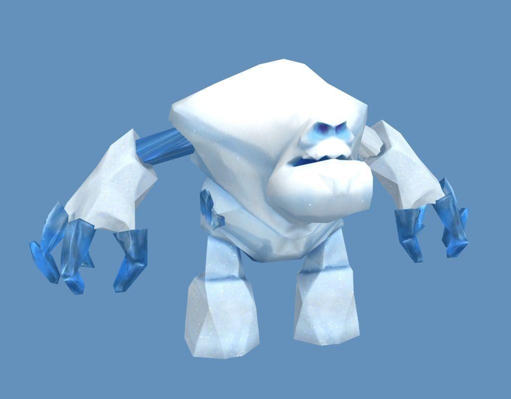 Marshmallow - Frozen