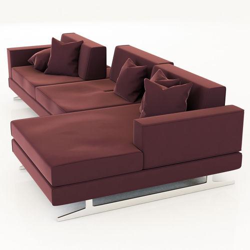 Divanidea Movie Sofa Model Max Obj Mtl S Fbx 5