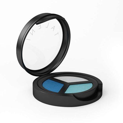make up   blue shades 3d model obj 1
