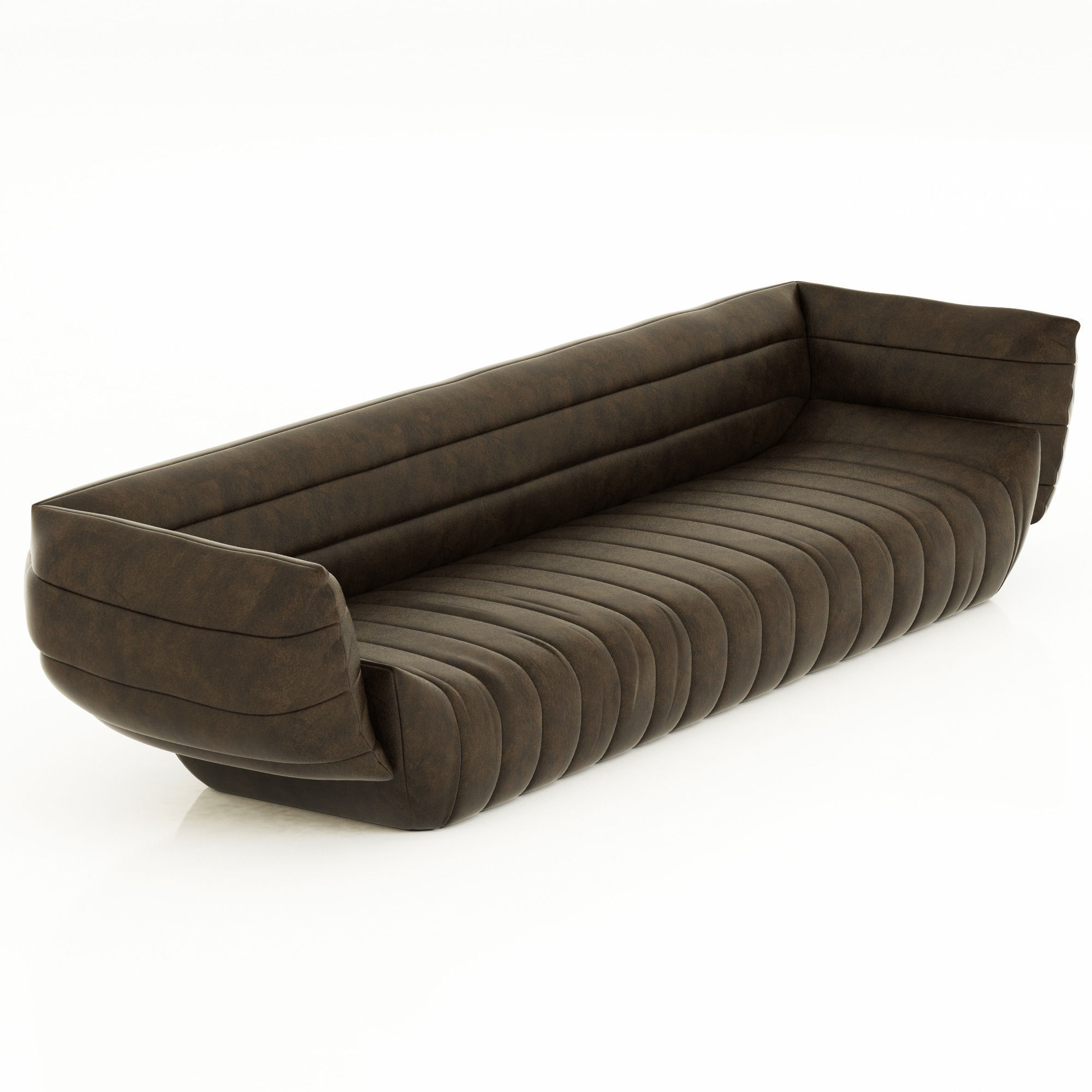 3D Model Baxter Tactile Sofa CGTrader