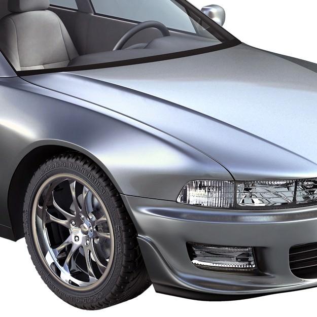 Mitsubishi Galant: Mitsubishi Galant Sedan Car Free 3D Model .max