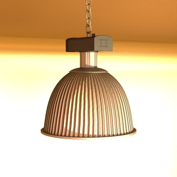 Warehouse light fixtures