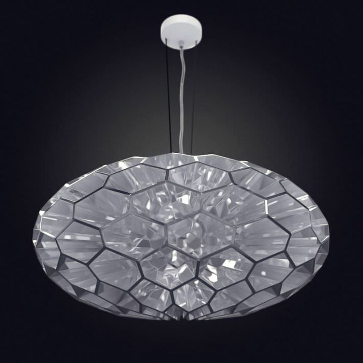 3 D Lamp   Vray And Mental Ray