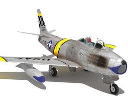f-86 3d