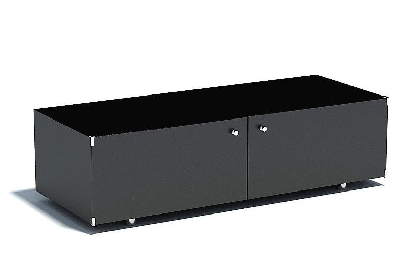 Attrayant Cabinet Black Box 3d Model Max 1