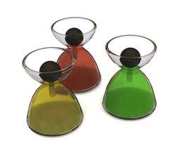 multi color kitchen glass 3d