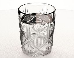Glassware Glass Cup 3D