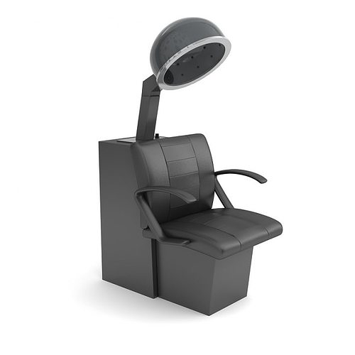 Beauty Salon Chair 3D Model