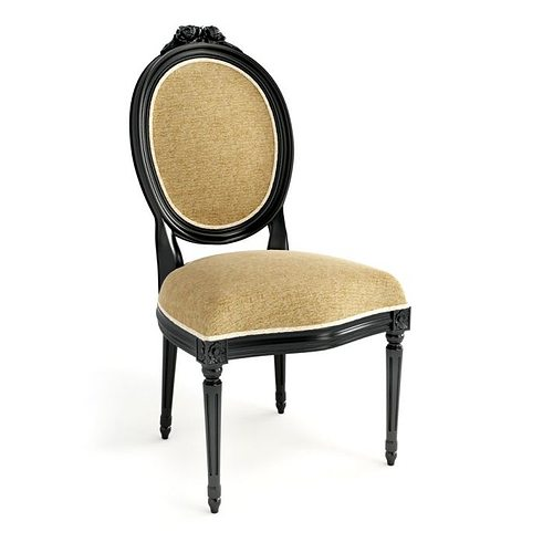 - 3D Furniture Antique Chair CGTrader
