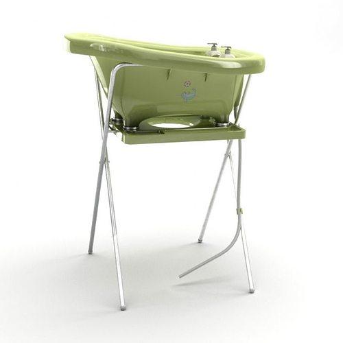 bath baby bathtub 3d model obj. Black Bedroom Furniture Sets. Home Design Ideas