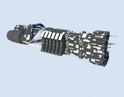 3D Spaceship Cargo Ultra MAX 2011