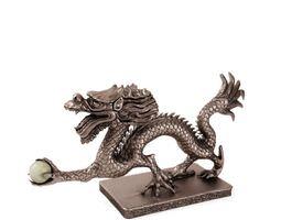 3d model metal dragon sculpture