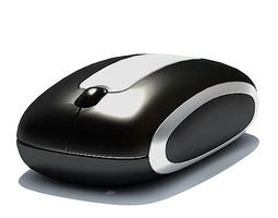Computer Wireless Mouse 3D model
