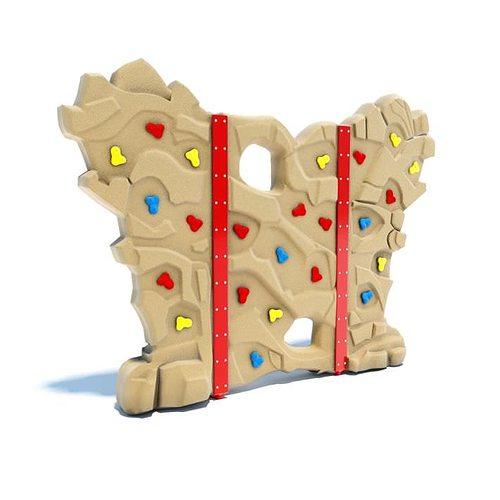 toy   climbing wall 3d model obj 1