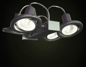 3D Shining Lamp