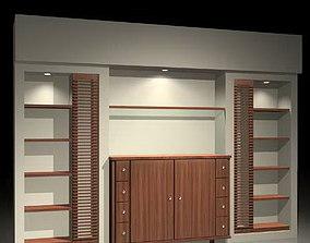 Console 3D Models designer furnishing