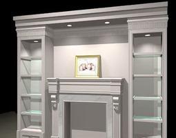 cabinet Console 3D Models