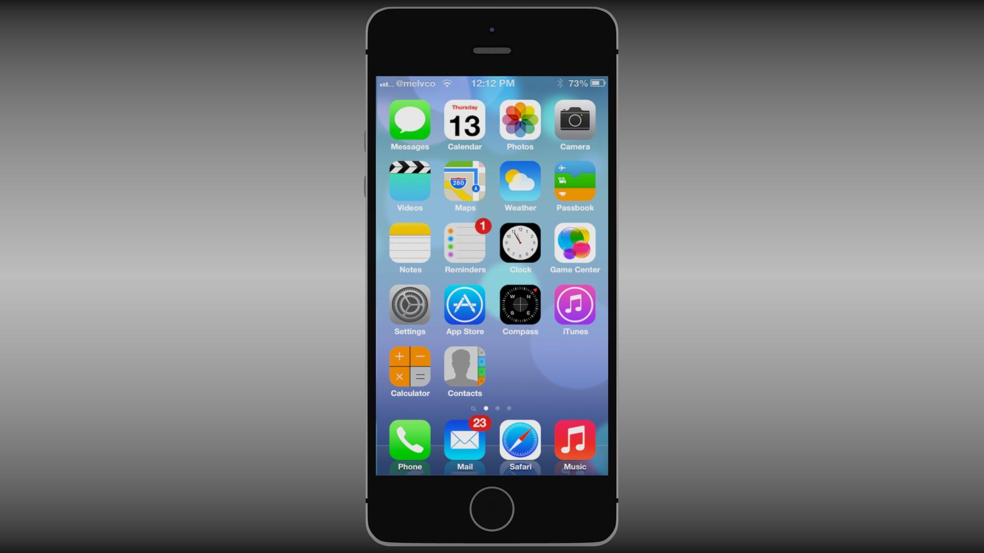Как сделать фото при звонке на весь экран на iphone 5