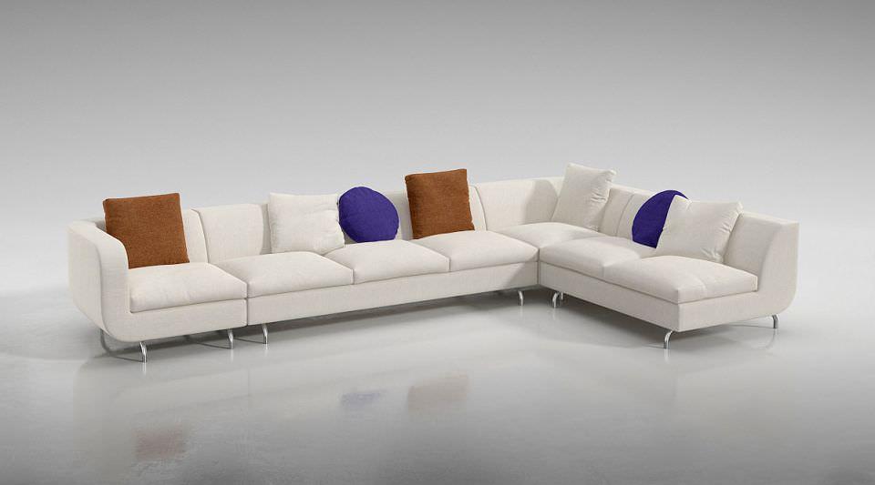 Modern Large Sofa Furniture | 3D model