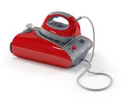 Red Kitchen Gadget 3D model