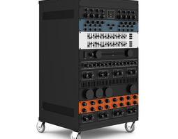 3D Audio Rack 2
