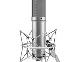 microphone 1 3d