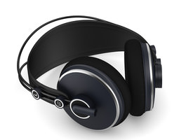 3D Headphones 1