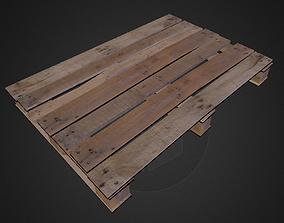 3D asset palette