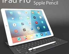 iPad Pro 3D asset