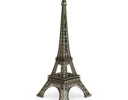 3d mini eiffel tower