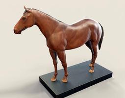 Horse 3D printable model