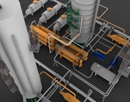 3D Distillation units