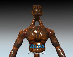 zilder 3d print model