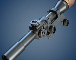 enfield no 32 mk i scope 3d